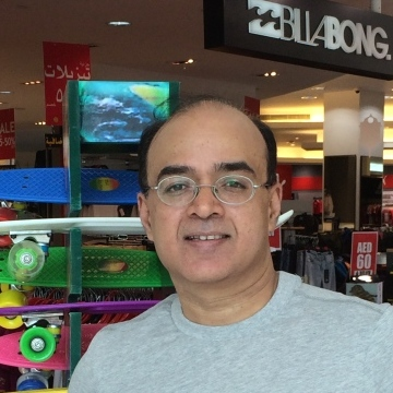 Partha, 50, Dubai, United Arab Emirates