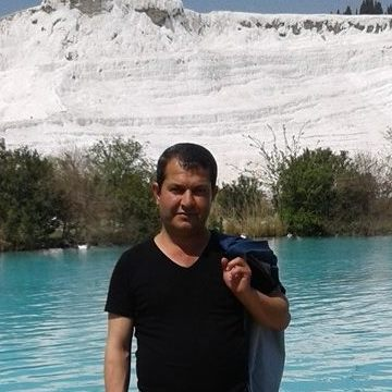 Mithat E Rkek, 43, Izmir, Turkey