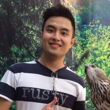 Deddy Setiawan, 28, Jakarta, Indonesia