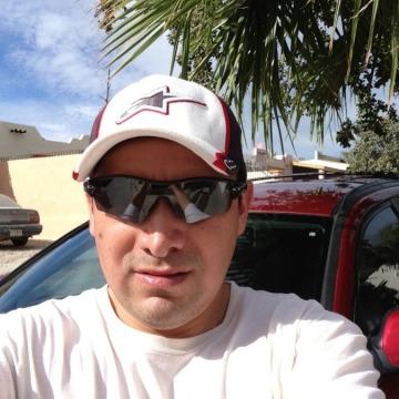 Carlos, 40, Carmen, Mexico