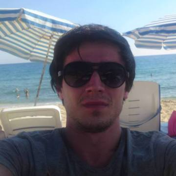 Irakli Gvishiani, 32, Tbilisi, Georgia