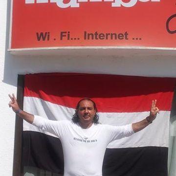 Hashem Al-nwasany, 50, Cairo, Egypt