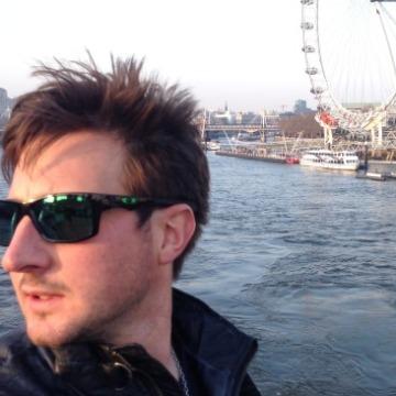 Etienne, 35, Varese, Italy