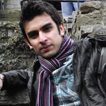 Zain Abbas, 29, Karachi, Pakistan