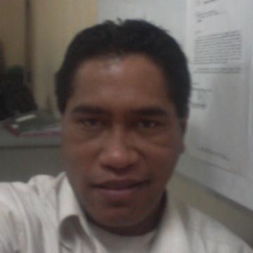 Vincent Francis, 42, Surabaya, Indonesia