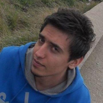 Abdullah Zeybek, 28, Istanbul, Turkey