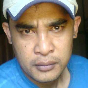 Iwan Cakang, 44, Palembang, Indonesia