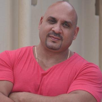 Sherif Ahmed, 44, Cairo, Egypt