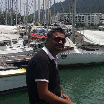 Muhammad Khalid, 37, Kuala Lumpur, Malaysia