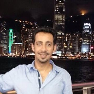 Majed, 38, Jeddah, Saudi Arabia
