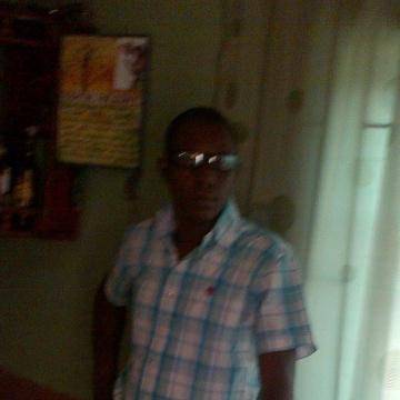 Julius, 39, Ibadan, Nigeria