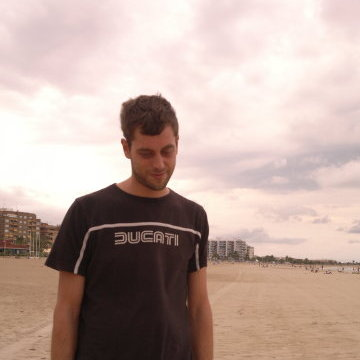 Filippo, 37, Valencia, Spain