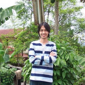 Andreas Hasim, 42, Jakarta, Indonesia