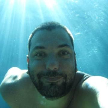 Burak Zirenk, 41, Istanbul, Turkey