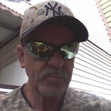 Don Millea, 53, Brocton, United States
