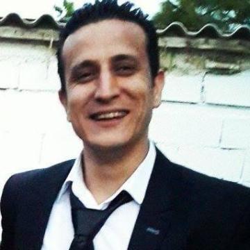 Emin Akkaya, 29, Denizli, Turkey