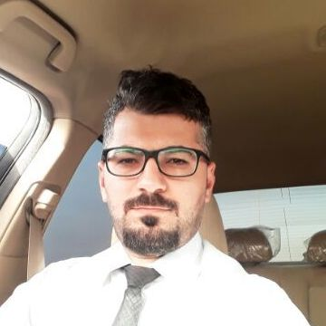 Maen Qasem, 29, Dubai, United Arab Emirates