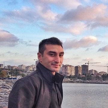 Serdar Anaş, 27, Istanbul, Turkey