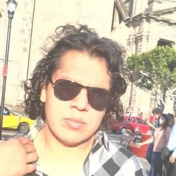 Jonathan Ramos, 32, Guadalajara, Mexico