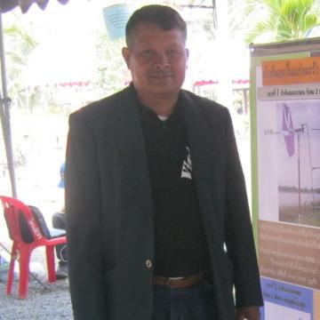 สมบัติ ปากเมย, 49, Bangkok Noi, Thailand