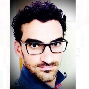 Ayman, 33, Basra, Iraq