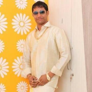 Chirag Patel, 32, Abu Dhabi, United Arab Emirates