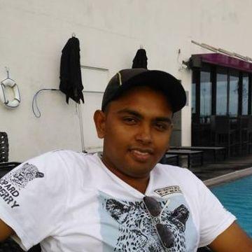 Miyuru Yasakalum, 27, Colombo, Sri Lanka