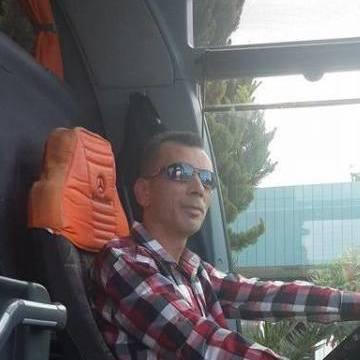 Barış Ekmekçi, 39, Istanbul, Turkey