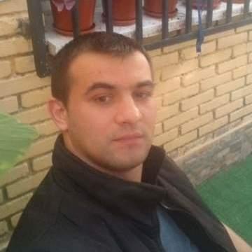 Florin, 33, Madrid, Spain