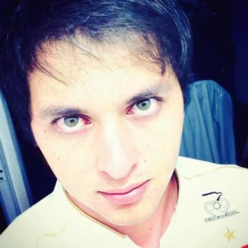 Jesus Hernández, 31, Morelia, Mexico