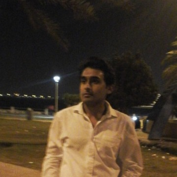 Abdul Basit, 32, Ad Dammam, Saudi Arabia