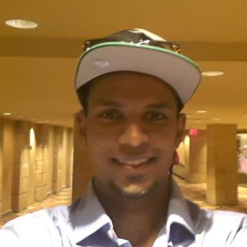 Krishna  Salian, 29, Brocton, United States