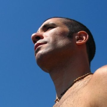 christian, 41, Bologna, Italy