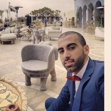 Karam, 27, Cairo, Egypt