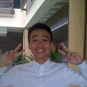 Endy Ng, 25, Singapore, Singapore