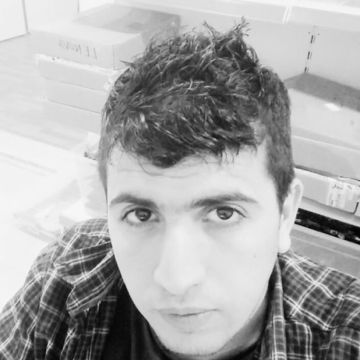 Oussama Sd, 28, Istanbul, Turkey