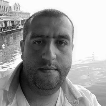 Kansu Genç, 37, Ankara, Turkey