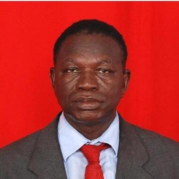 John L. Momoh, 56, Monrovia, Liberia