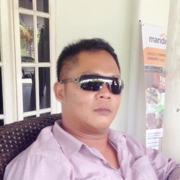 Putra, 39, Jakarta, Indonesia