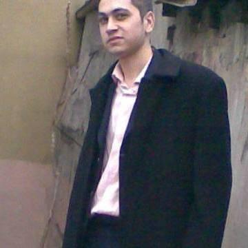 Mehmet Birkan, 31, Istanbul, Turkey
