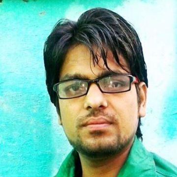 Dinesh Prajapati, 28, Delhi, India
