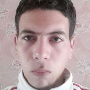 nouri, 27, Oran, Algeria