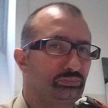 Martino Zito, 41, Martina Franca, Italy