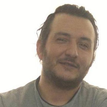 Cem, 41, Istanbul, Turkey