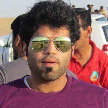 Hector Sherani, 31, Dubai, United Arab Emirates
