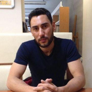 Bahram Omurov, 29, Istanbul, Turkey