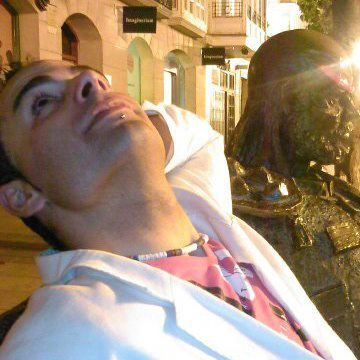 Dani, 34, Logrono, Spain