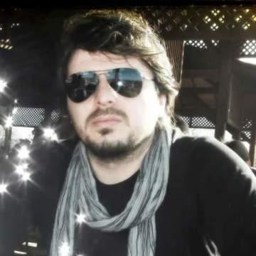 Serkan Atik, 32, Zonguldak, Turkey