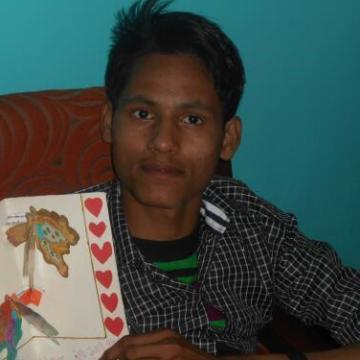 shekhar pratap, 20, Aligarh, India