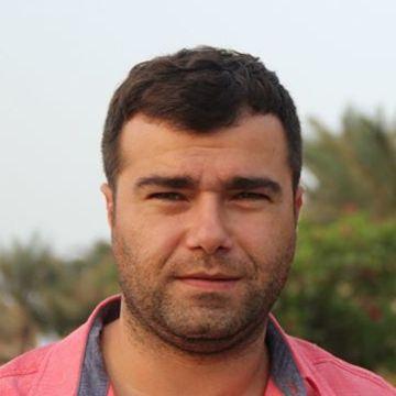 Toghrul Majid, 33, Dubai, United Arab Emirates